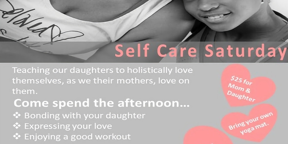 Love Your Daughter Yoga
