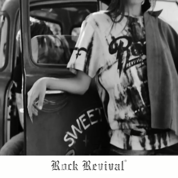 Rock Revival Vintage Truck Shot
