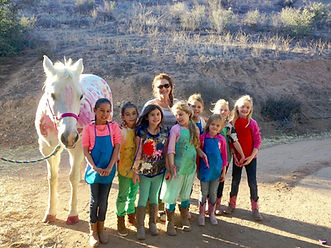 Horseback Riding Party, Santa Clarita