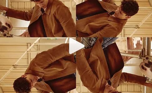 Rock Revivial Men's Collage in Barn