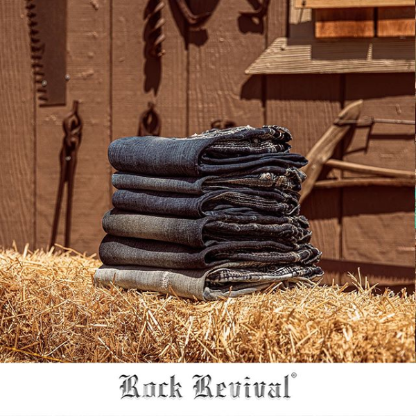 Rock Revival Jeans Mercantile