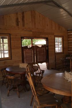 Inside Saloon