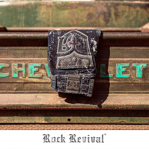 Rock Revival Jean Display Chevy 2
