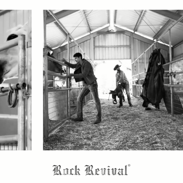 Rock Revival Men's in Barn