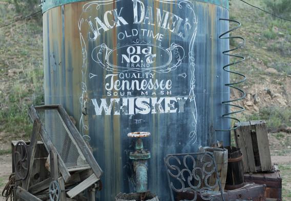 Jack Daniel's Tank