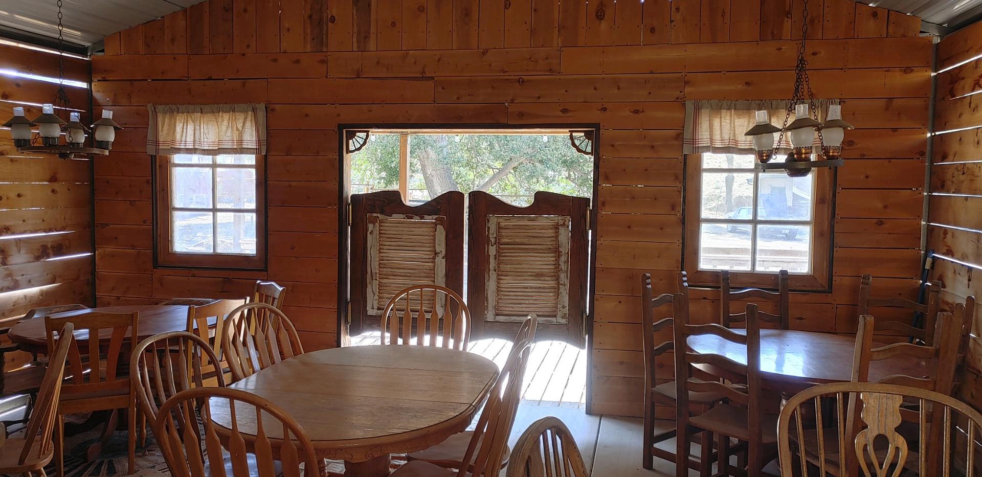 Saloon Interior 2