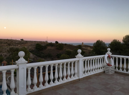 Mein erstes Mal: Yoga Retreat in Andalusien