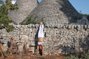 Yoga Retreat in Süditalien