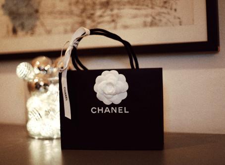 New in: Chanel Halskette