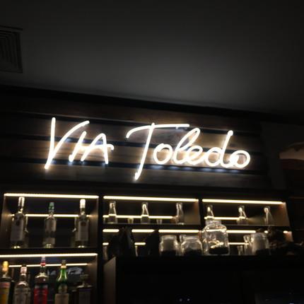 Ein Abend in der Pizzeria Via Toledo - die beste Pizza der Welt!