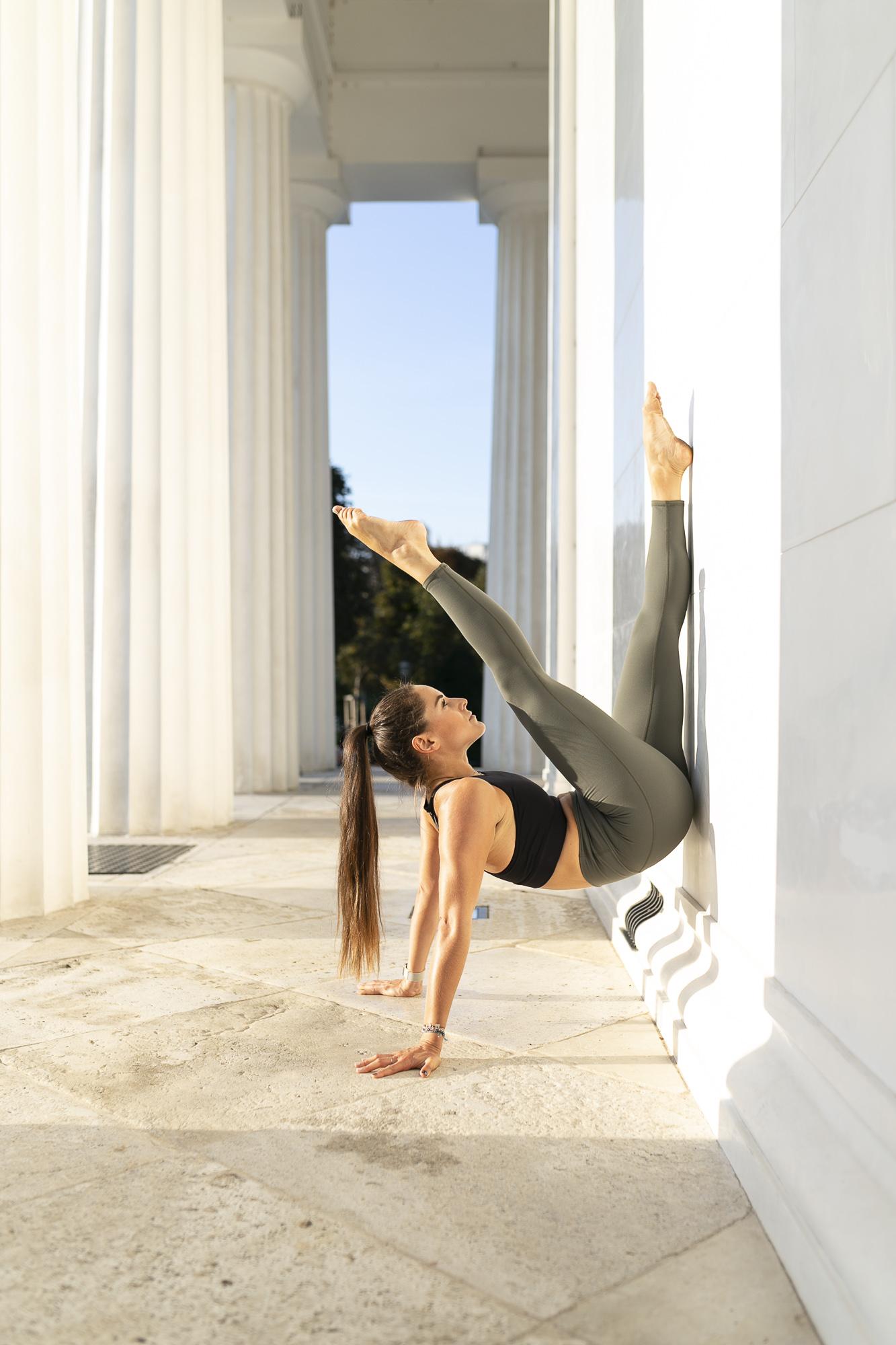 Lisa Buchegger Yoga Klassen