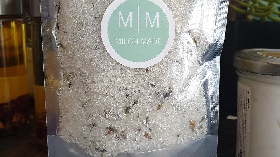 Salt and Coconut Body Scrub  100g