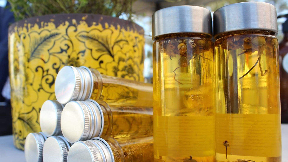 Moonshine Bath Oil