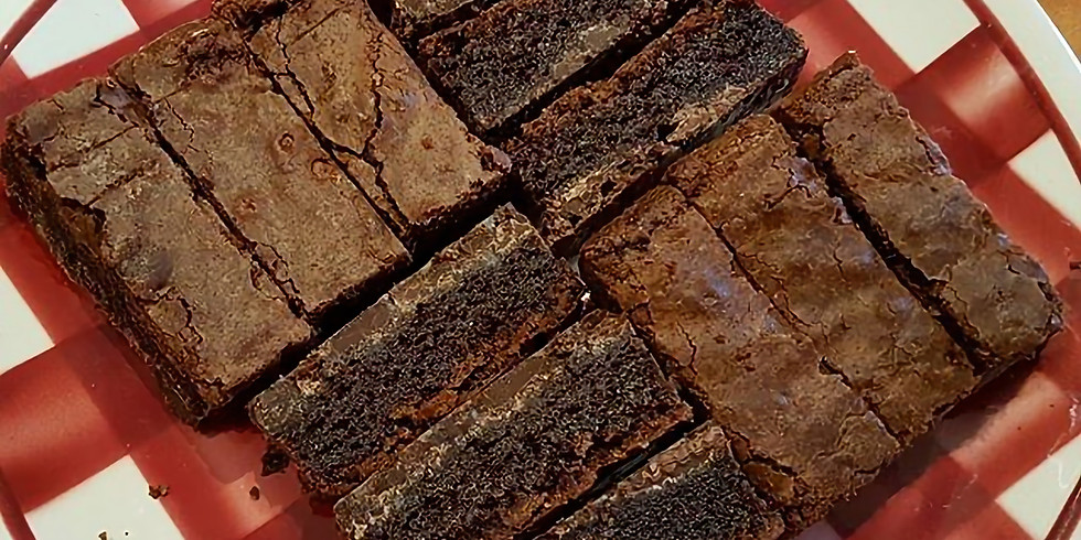 Bushfire Brownies