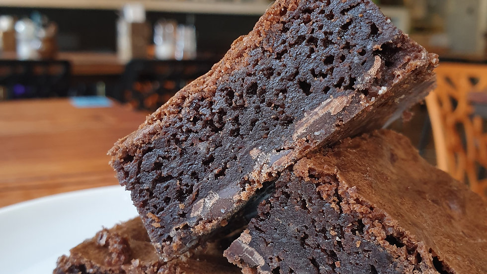 Better than sex brownies Catering Pack 100 pieces