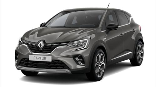 Renault Captur Hybride