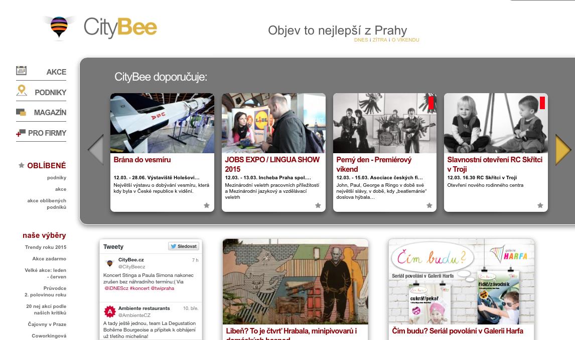 CityBee.cz