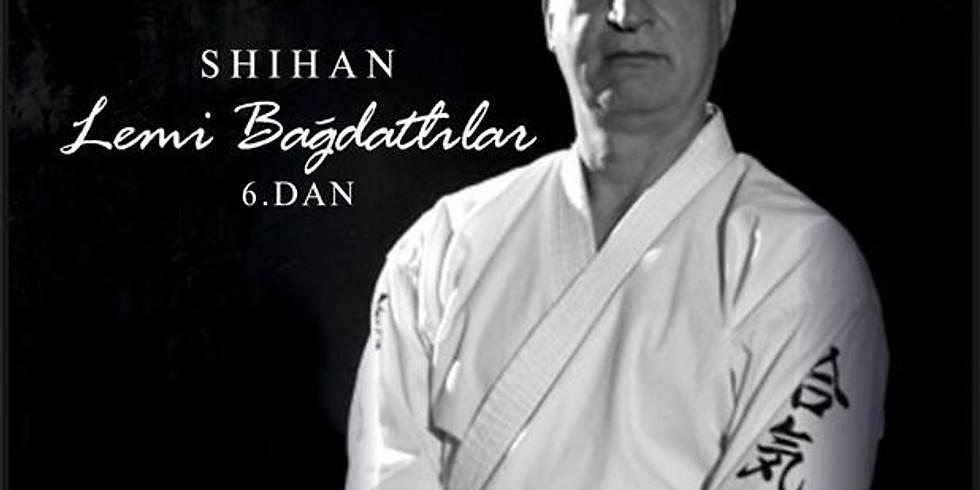 7.Dan Shihan Lemi Bağdatlılar Aikido Semineri