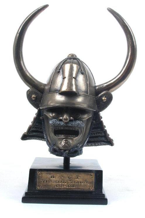 Samurai Büst