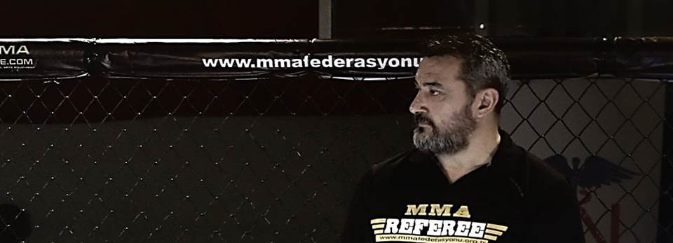 Turkish MMA Referee