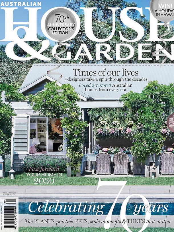 House & Garden | April 2018