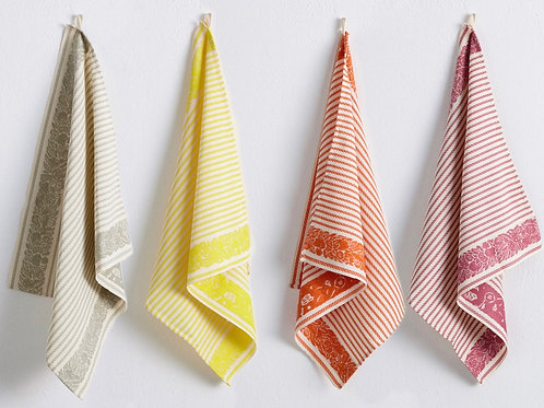 Busatti kitchen Towels Mirto