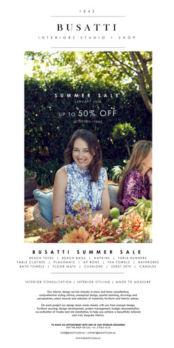 January Newsletter_Summer Sale