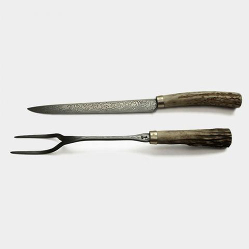 CARVING SET by 1803