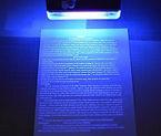 UV Mürekkebi
