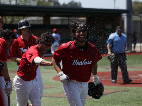 Pirates Rally Twice, Pacheco Slams in Extra Innings Win over Inland Valley Bucs