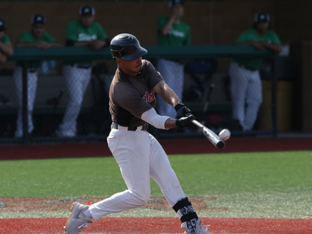 Bucs Withstand Sliders' Late Rally, Win SBL Home Opener