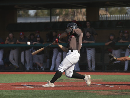 Bucs Fall to OC Pirates in Hit Fest