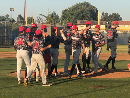 Pirates Split the Day with Inland Valley Bucs