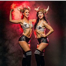 The East Van Valkyries are ready to domi