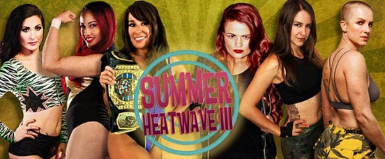 All Star Wrestling Presents Summer Heatw