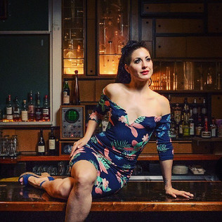 Just sitin' on a bar 🤷♀️🍹🍸 photo by