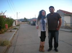 With David Vela, director