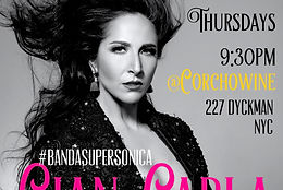 EVERY THURSDAY IN 2018 | 10PM & 11:30PM | BANDA SUPERSONICA