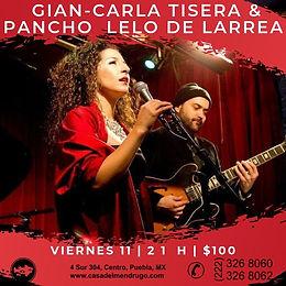 PUEBLA, MEXICO ~ GIAN-CARLA & FRANCISCO LELO DE LARREA