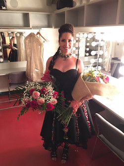 Backstage Love