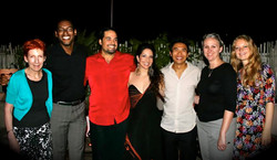 In Miami after our concert