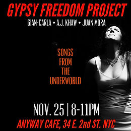 GYPSY FREEDOM PROJECT