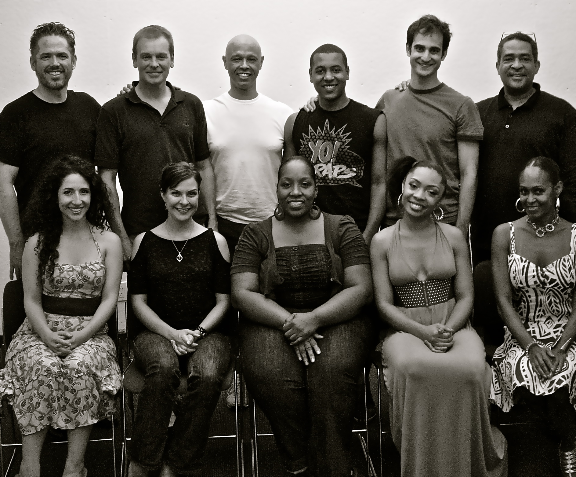 Off Broadway Cast