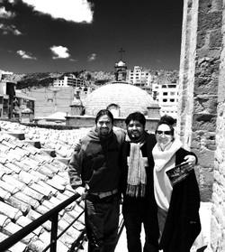The 2014 Bolivian Tour
