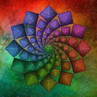 Squares & Spirals