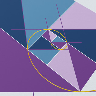Fibonacci Experiment II, artwork by @LOSTefx.com