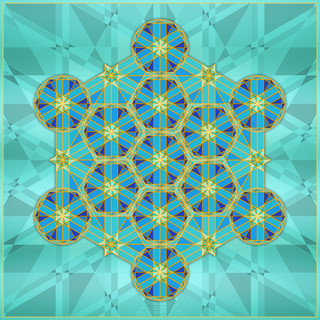 Metatron's Cube Islamic Geometry.jpg