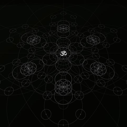 The Origins of Cosmos, detail of artwork by LOSTefx.com