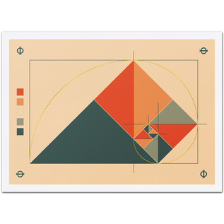 Fibonacci Experiment I, artwork by @LOSTefx.com