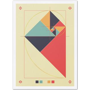 Fibonacci Experiment III, artwork by @LOSTefx.com